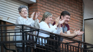 Extremadura registra dos días seguidos sin fallecimientos por covid