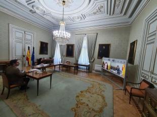 Reunión por la situación del empleo público en Extremadura