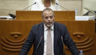 Rafael España apuesta por la unidad para lograr un gran pacto de reactivación social y económica de Extremadura
