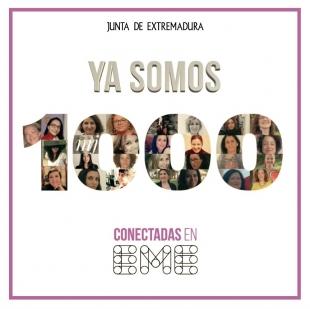 Más de 1000 mujeres forman parte de la Red Profesional Conectadas en EME