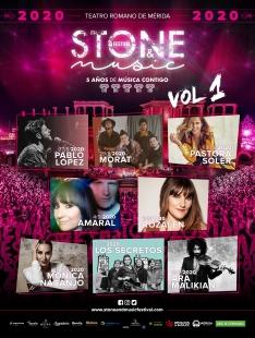 Rozalén y Los Secretos se incorporan al cartel de Stone & Music Festival 2020