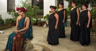 Los Talleres Ceres de Teatro del Festival de Mérida expanden la cultura grecolatina a veinte municipios extremeños