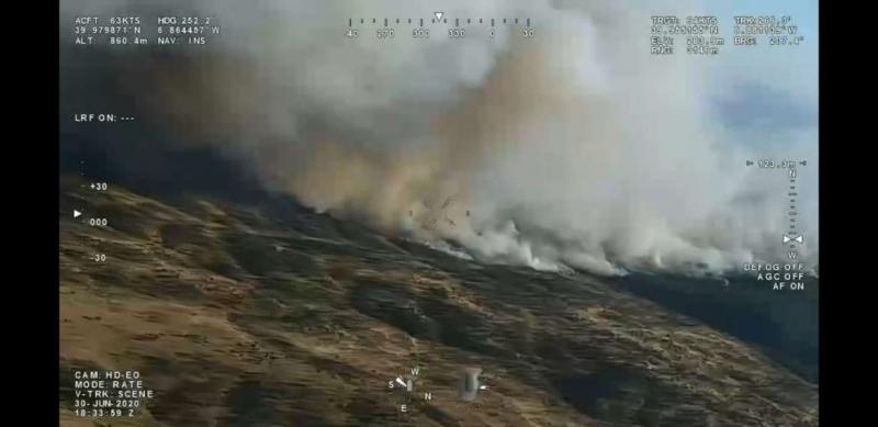 El Infoex ha intervenido en 52 incendios que han quemado 194 hectáreas