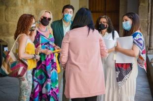 La Junta de Extremadura constituye la Mesa sobre Igualdad de Género