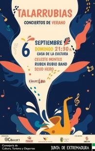 Música en directo de bandas extremeñas llega a distintas localidades de la región con el programa de cultura en verano 'ReencontrArte'