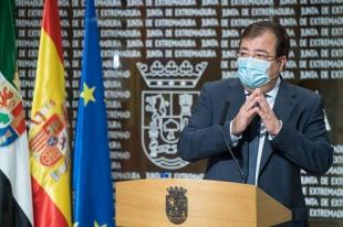 El presidente regional cree que la vuelta a las ''rutinas'' favorecerá la disminución de la movilidad