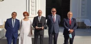El secretario general de Instituciones Penitenciarias felicita a los funcionarios de Prisiones, Medalla de Extremadura