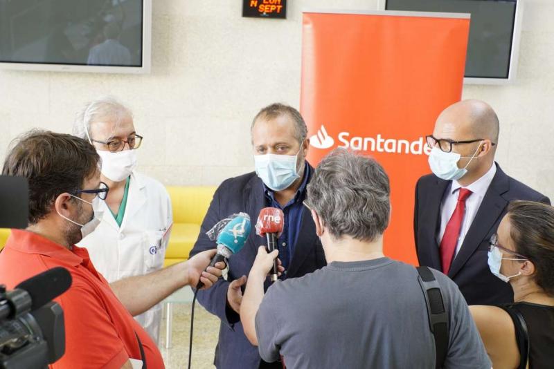 El Centro de Cirugía de Mínima Invasión Jesús Usón desarrollará un proyecto de I+D para paliar efectos de la COVID-19
