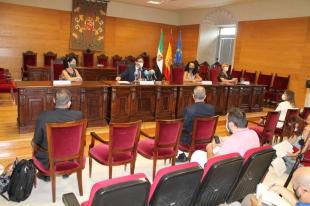 La Junta de Extremadura y el TSJEX firman un protocolo de mediación familiar para toda la provincia de Cáceres