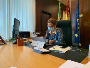 Extremadura insta a contar con un marco financiero definido para la implantación del teletrabajo y a abordar la transformación digital