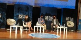 Agenda Digital destaca en el Smart Agrifood Summit de Málaga los esfuerzos de la Junta de Extremadura por frenar la despoblación