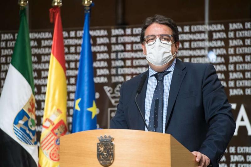 La Junta de Extremadura mejorará el sistema de petición de citas médicas en los centros de salud