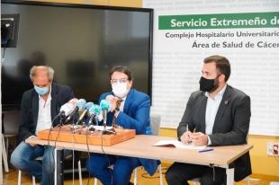 La Junta adopta medidas preventivas para reducir los contagios por covid-19 en la ciudad de Cáceres