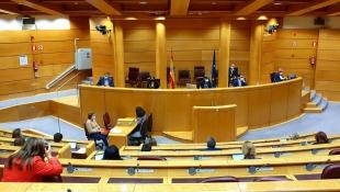 La directora del IMEX insta a la protección del Pacto de Estado contra la Violencia de Género
