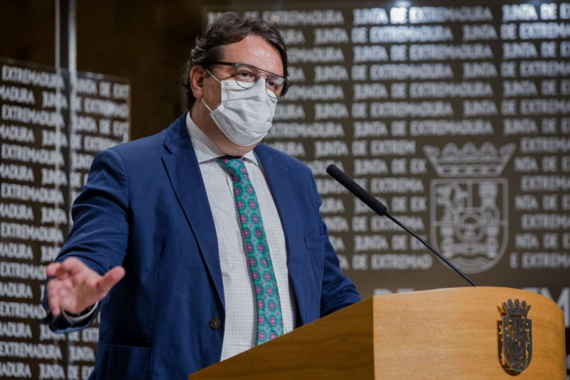 La Junta adopta en Navalmoral de la Mata medidas preventivas para reducir la incidencia acumulada de los contagios por covid