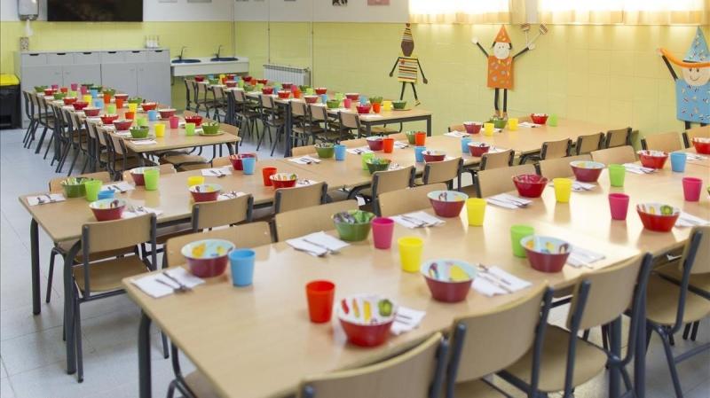 Educación destina 150.000 euros para sufragar los gastos de transporte y comedor escolar