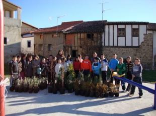 Educación publica la convocatoria para la realización de proyectos de reforestación del entorno escolar dirigida a los centros