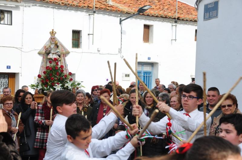 Cultura declara La Danza y las Fiestas de San Blas de Garbayuela Bien de Interés Cultural