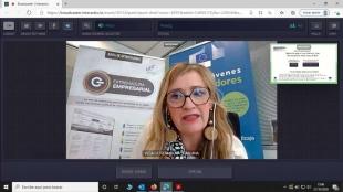 Ana Vega pone en valor la labor de la red PAE como enclaves estratégicos que ofrecen respuesta integral a emprendedores y empresarios