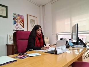 La directora general del Instituto de la Mujer de Extremadura participa en la Jornada Impulsoras del Cambio