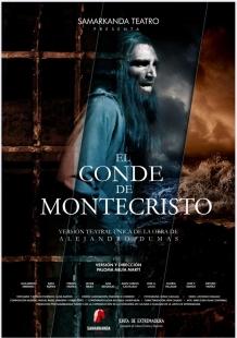 El Conde de Montecristo llega al Centro Cultural Nueva Ciudad de Mérida de la mano de Samarkanda Teatro