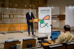 El 2021 será el año de la cooperación extremeña según el director general de la AEXCID