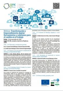 Jornada virtual para analizar las ventajas del teletrabajo