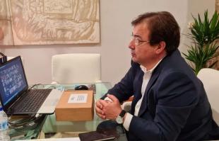 El presidente de la Junta asiste a la reunión del Patronato de la Fundación Cotec para la innovación