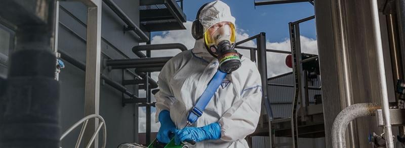 Agrupaciones de Protección Civil se forman en técnicas de desinfección preventiva Covid-19