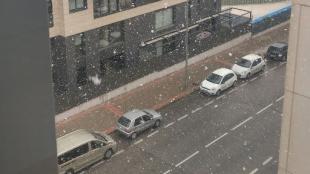 El Centro 112 de Extremadura ha atendido este domingo 20 incidentes por la alerta de nieve
