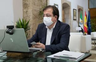 La Junta de Extremadura aprueba destinar 40 millones de euros en ayudas directas y sin convocatoria a sectores de la hostelería, turismo y comercio