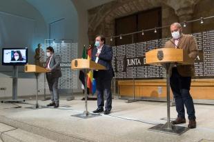 Se cerrarán perimetralmente todos los municipios de Extremadura para frenar los contagios