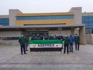 """Aseprex anuncia que están dando una """"tregua"""" por el Covid pero que volverán a la lucha por conseguir unos precios dignos para el sector primario"""