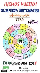 Más de 200 estudiantes de 62 centros educativos participan en la Olimpiada Matemática virtual extraordinaria para 3º de ESO
