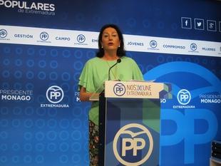 Muere Consuelo Rodríguez Píriz, diputada del PP en la Asamblea