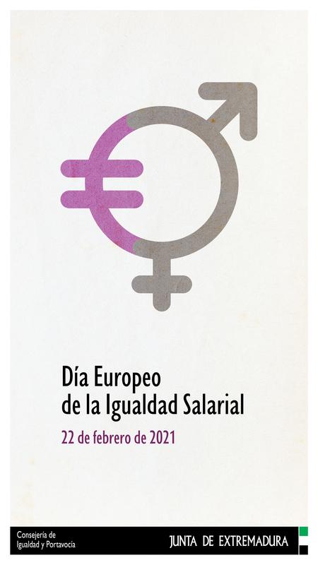 La Junta trabaja en el Pacto Extremeño por la Igualdad para reducir la brecha salarial entre mujeres y hombres