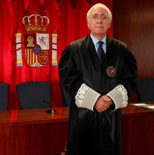 El TSJ de Extremadura lamenta el fallecimiento de su ex presidente Julio Márquez de Prado Pérez