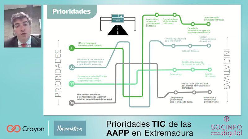La Junta de Extremadura incorpora al ADN de la Función Pública la modernización digital