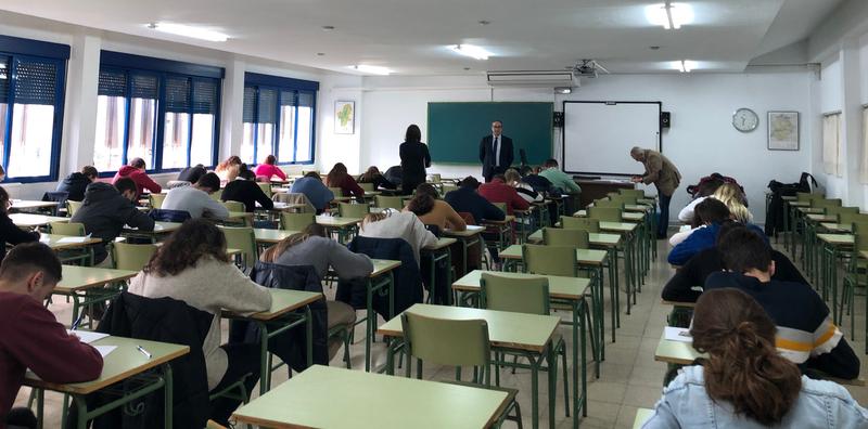 Convocado el XV concurso Regional de Ortografía en la categoría de ESO