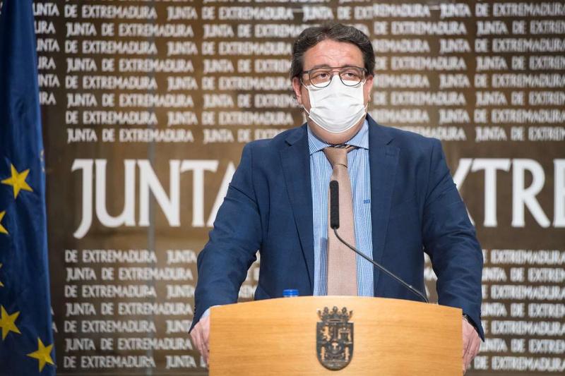 Se mantiene el cierre perimetral de Extremadura durante 14 días más