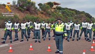 Pruebas de Selección para formar parte de la Unidad Móvil de Seguridad Vial en la Vuelta a España