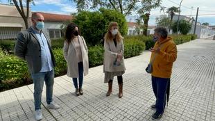 Cs exige a la Junta un aula especializada en trastorno del espectro autista para el Colegio San Isidro de Guadiana