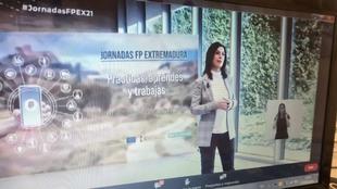 Esther Gutiérrez anuncia la inversión de 7,2 millones de euros en FP para elaborar un plan de formación ambicioso el próximo curso