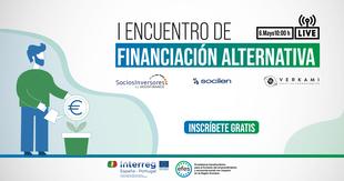 El I Encuentro de Financiación Alternativa para empresas se celebrará el 6 de mayo de modo online