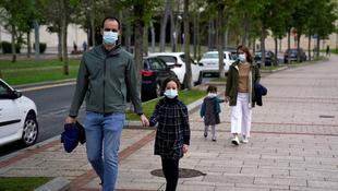 Extremadura registra 94 positivos de Covid-19 en una jornada sin personas fallecidas