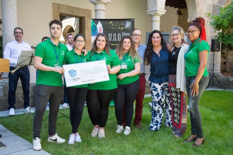La Consejería de Educación y Empleo concede los Premios de Cultura Emprendedora a seis proyectos realizados por alumnado de ciclos formativos de FP