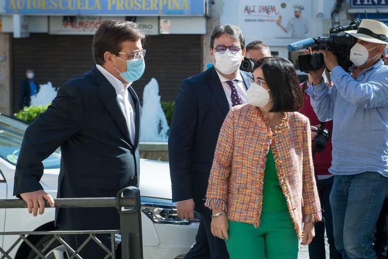 El Consejo de Gobierno acuerda la declaración de alerta sanitaria nivel 1 para Extremadura