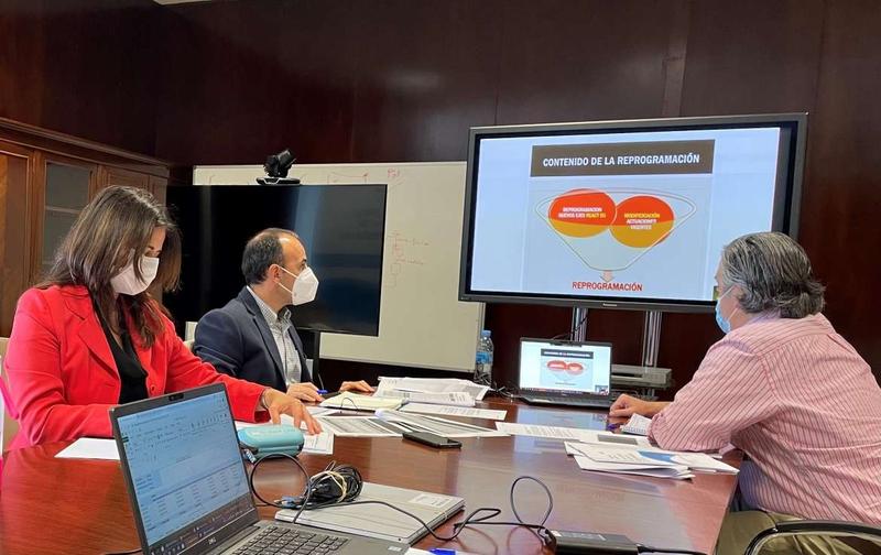 La Junta de Extremadura celebra el Comité de Seguimiento del Programa Operativo del Fondo Social Europeo