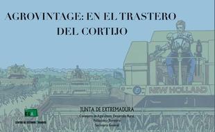El Centro de Estudios Agrarios diseña la muestra 'Agrovintage: en el trastero del cortijo' en conmemoración del Día de los Archivos