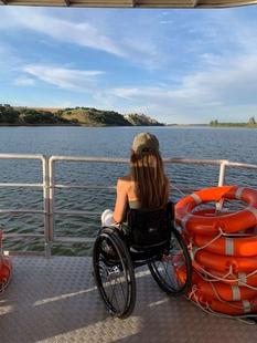 Alqueva se promociona como destino accesible en un viaje organizado por la Dirección General de Turismo